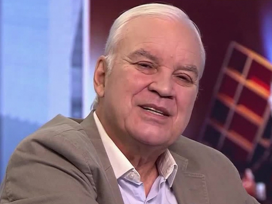 Советский и российский теле- и радиоведущийВладимир Молчанов был госпитализирован в Москве