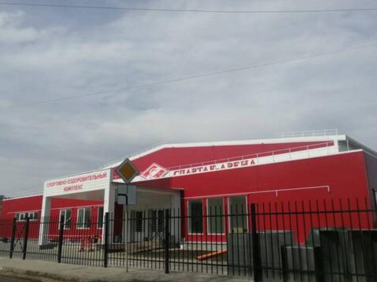 Брянский губернатор посетил строительство «Спартак-Арены»