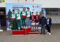 Калужские гребцы вернулись с медалями из Твери