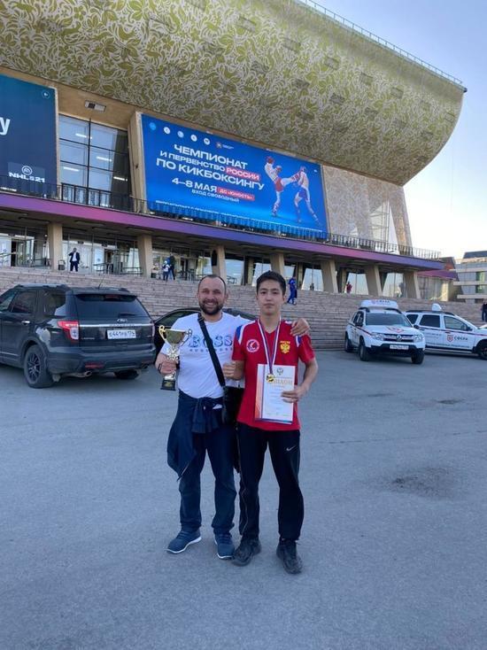 Астраханец стал чемпионом России по кикбоксингу