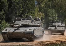 Ожесточенное противостояние Израиля с палестинским движением ХАМАС, контролирующим сектор Газа, продолжается
