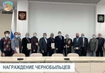 Награды вручил министр труда и социальной защиты региона