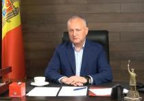 Игорь Додон объяснил причину чрезмерной активности западных послов