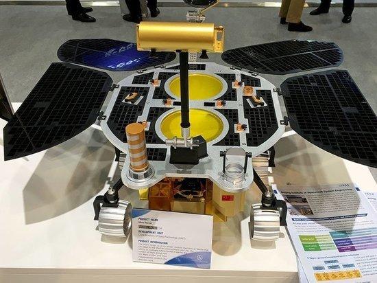 В завершающую стадию вступила китайская миссия с отправкой на Марс исследовательского  роллера