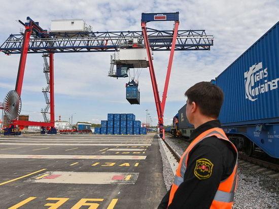 """В два раза увеличена пропускная мощность калужского терминала """"Ворсино"""""""