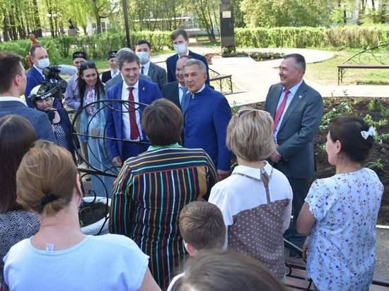 Подписано соглашение с Республикой Татарстан