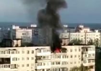 Выпрыгнули с 9-го этажа и выжили две жительницы подмосковной Электростали, которых хозяин забыл во время пожара в своей квартире