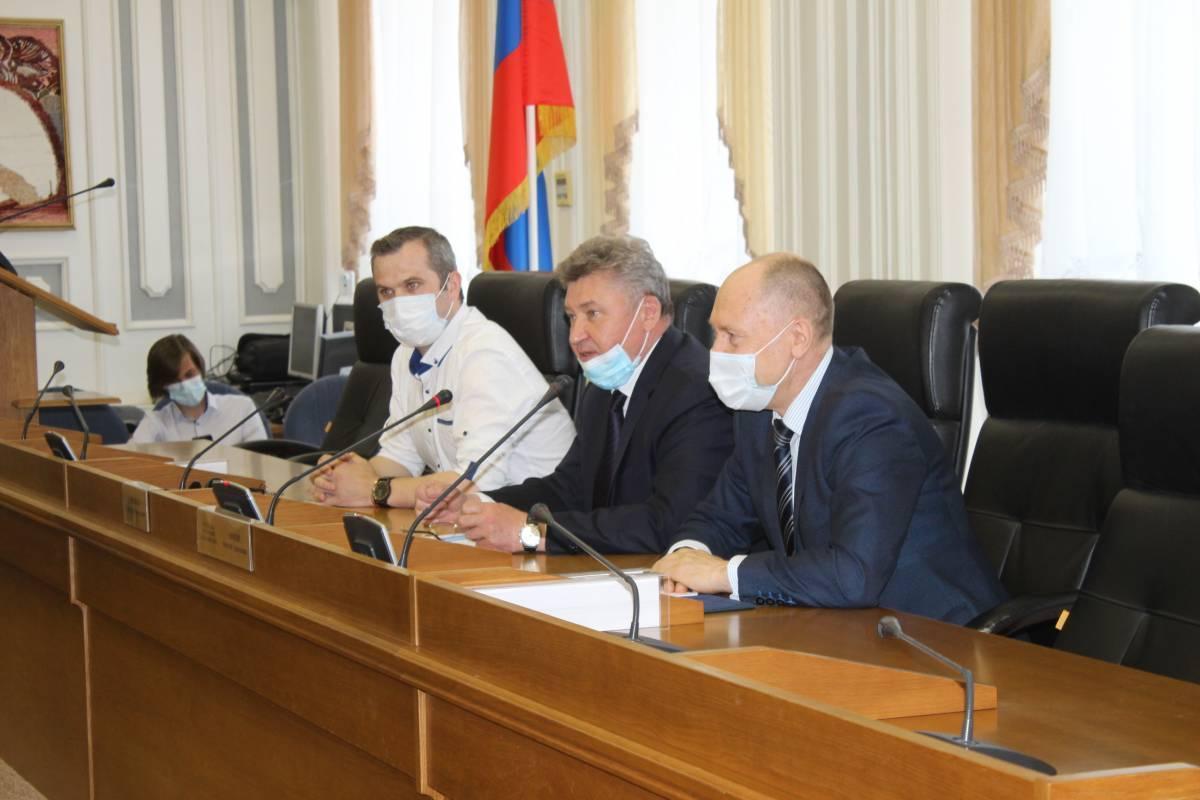 День молодого избирателя в Костроме