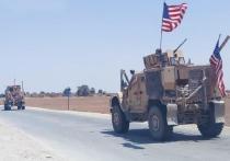 Второй день из топов новостей не уходит тревожное сообщение: российские военные в Сирии заблокировали колонну американской техники из шести бронеавтомобилей типа MRAP, которые ехали по трассе М-4 в западном направлении