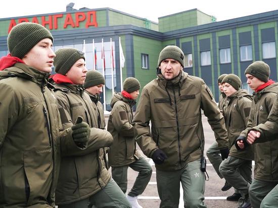 Военно-патриотическая подготовка очень востребована среди мальчишек и девчонок