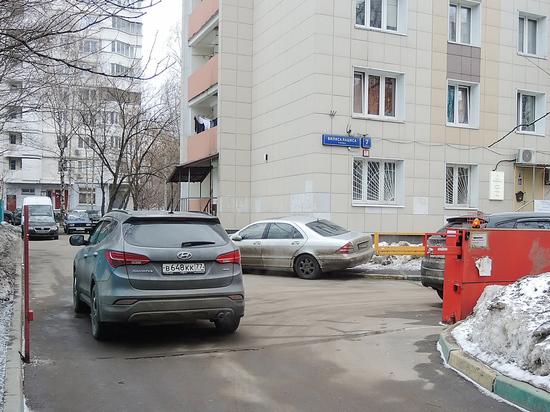 Проблема нехватки парковочных мест в Москве начинает угрожать общественному спокойствию
