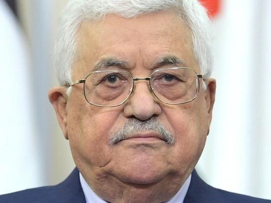 Аббас потребовал от США остановить агрессию Израиля