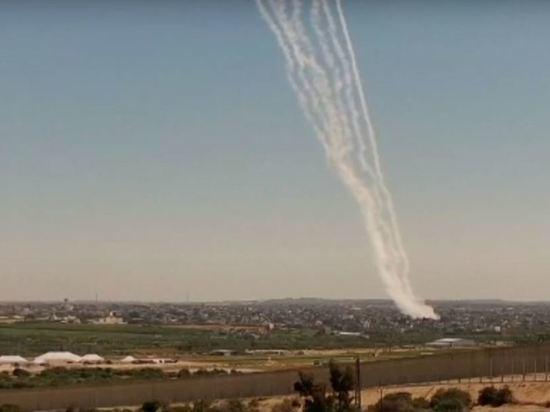 ХАМАС выпустило по Израилю всего более двух тысяч ракет