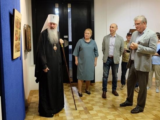 В Кирове впервые показали древнейший список иконы Николы Великорецкого