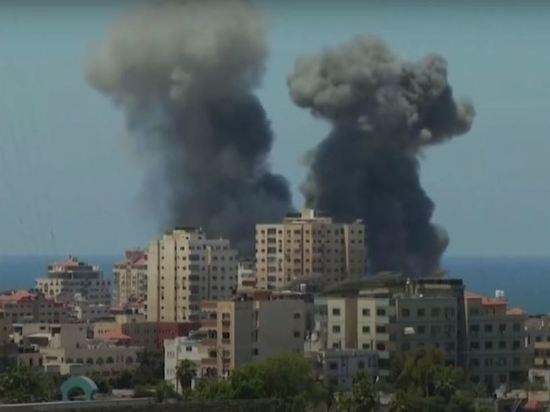 В Палестине сообщили о гибели 31 ребенка от авиаударов Израиля