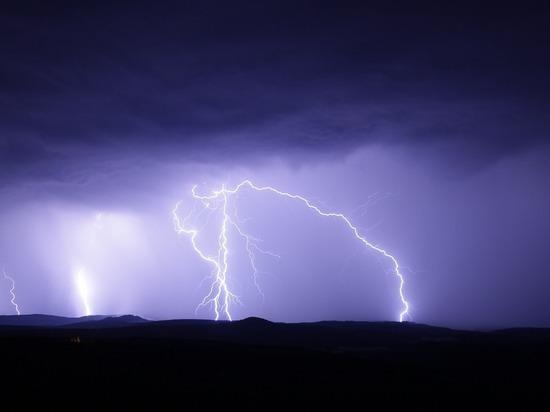 В субботу на Смоленщине прольются дожди, вероятны грозы