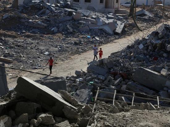 Израиль уничтожил офис главы службы безопасности ХАМАС в Газе