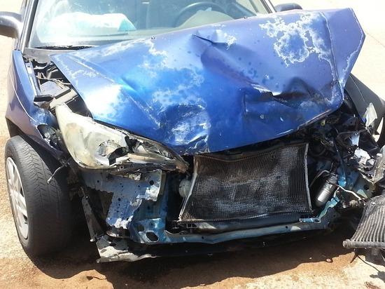 В Красноярском крае десять человек пострадали в ДТП с маршруткой
