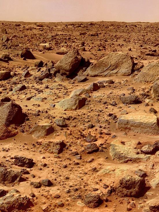 В NASA оценили посадку китайского зонда на поверхность Марса
