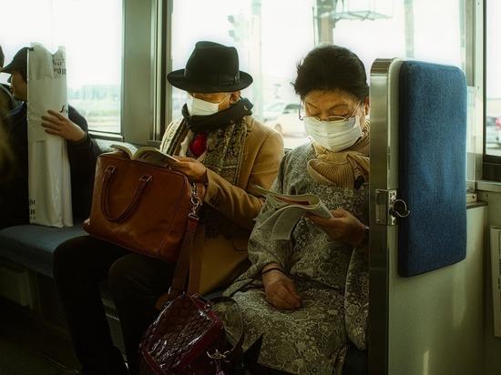 В Японии зафиксировали рекордное число тяжело больных COVID-19