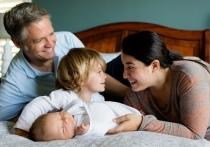 В калужских семьях растет количество детей