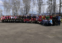 Слеты церемониальных отрядов проходят в Хабаровском крае