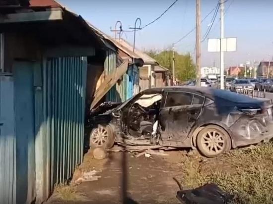 Омская полиция возбудила уголовное дело против пьяного водителя после смертельного ДТП