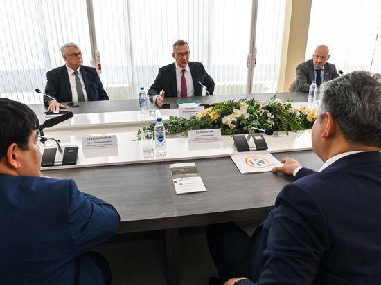 Доля Казахстана во внешнеторговом обороте Калужской области достигла 30%