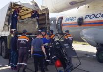Спасатели из Хабаровска отправились в Якутию на борьбу с паводками