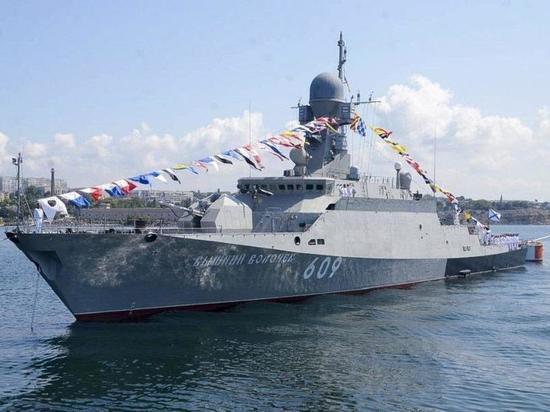 В Тверской области поздравили экипаж ракетного корабля