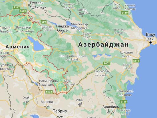 Армения заявила, что силы Азербайджана остались в двух ее областях
