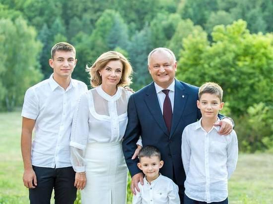 Игорь Додон: Только защитив семью, мы сможем выжить как народ