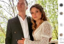 Старшая дочь актера Ивана Охлобыстина вышла замуж за своего давнего возлюбленного