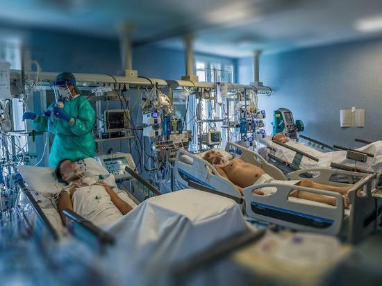 За сутки с диагнозом COVID-19 в Красноярском крае слегли 100 человек