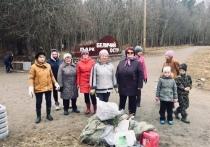 Субботник дважды: один из парков Петрозаводска станет чистым вдвойне