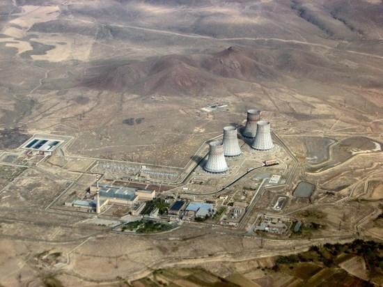"""Армянская АЭС сообщила о """"выгрузке реактора"""" в ходе ремонта"""