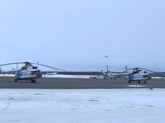 «Подушки» прекратили перевозить пассажиров между Салехардом и Лабытнанги