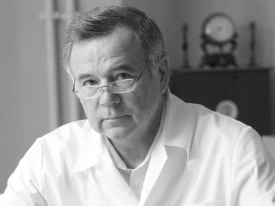 Умер академик Александр Потапов