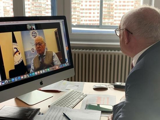 Президент Национальной курортной ассоциации поддержал инициативу доктора Румянцева о бесплатных путевках в санаторий для пенсионеров
