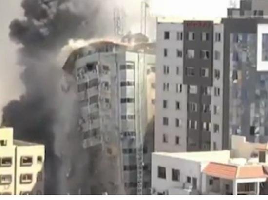 В ХАМАС объявили об остановке обстрелов Тель-Авива до 16 мая
