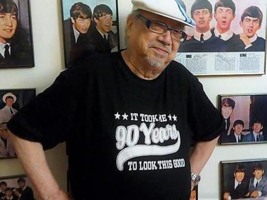 «Самый стойкий диджей в мире» ушел на пенсию в 96 лет