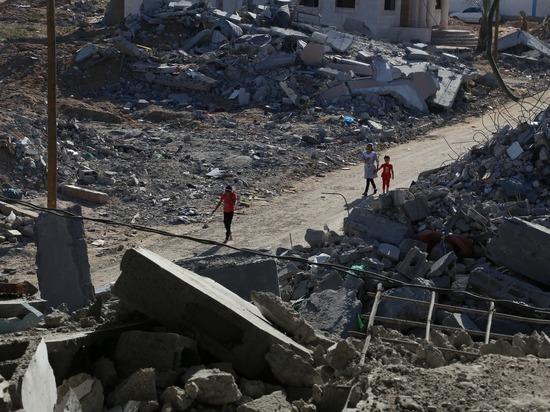 В секторе Газа сообщили о погибших после обстрела ВВС Израиля