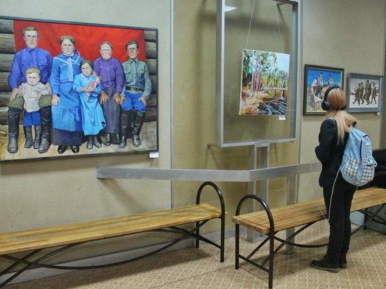 В рамках всероссийской акции в краеведческий музей ЕАО впервые пригласили представителей Росгвардии