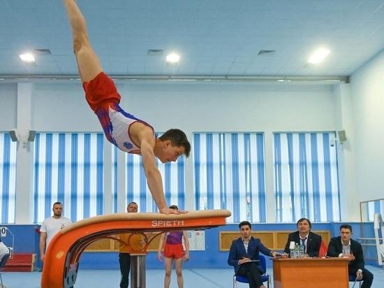 Калужские гимнастки стали вторыми на всероссийской Спартакиаде молодежи