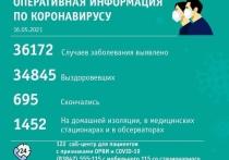 30 человек заразились коронавирусом за сутки в Кемерове