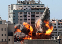 Израильско-палестинский конфликт разгорелся опасным пламенем