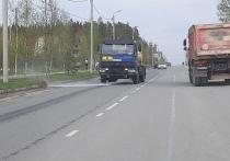 Улицы Петрозаводска продолжают очищать от весеннего смёта