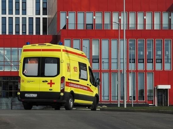 В России выявили 8 554 новых случая коронавируса