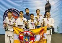Каратисты из Ставрополя завоевали 10 медалей на Всероссийском турнире
