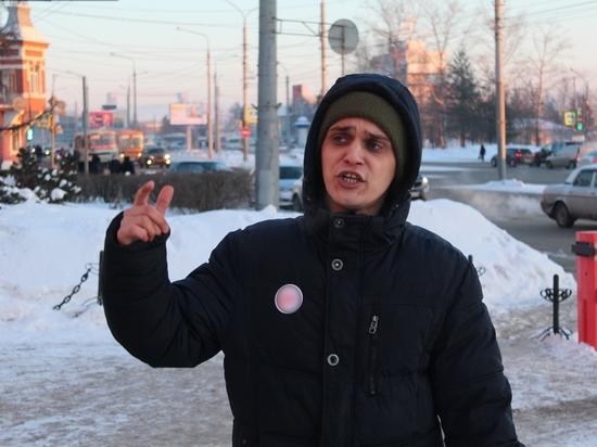 Сторонник Навального из Архангельска Дмитрий Батуро бежал в Польшу